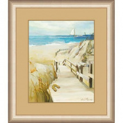 Sea Breeze II, Framed Art