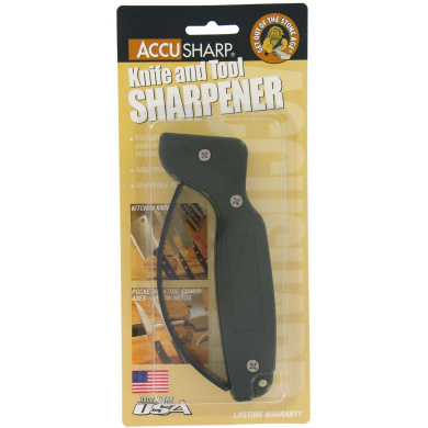 Fortune Products 008 Accusharp Knife and Tool Sharpener