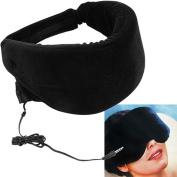 Remedy Heat Sensitive Memory Foam Sleep Mask with Music Input