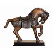 UMA Enterprises Toscana Polystone Tang Horse