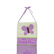 Pam Grace Creations GR-LAV Growth Chart - Lavender Butterfly