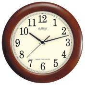 La Crosse Technology WT-3122A LC 12.5 Inch Atomic Analog Clock