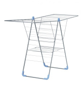 Moerman Laundry Solutions 88346 Y-Airer Indoor/Outdoor Folding Clothes Drying Rack - 79 Feet Of Drying Space