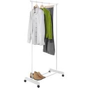 Honey-Can-Do GAR-01121 Portable Garment Rack - White