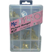 Midwest Fastener Corp Dc Picture Hanger Assortment Kit 14992
