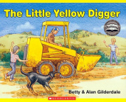 The Little Yellow Digger [Paperback]