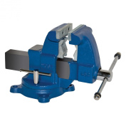 Yost 45C Tradesman Combination Pipe and Bench Swivel Base Vise 11.4cm
