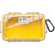 Pelican 1050025240 1050 Micro Case, Yellow