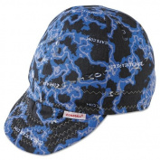 Comeaux Caps Round Crown Caps - cc 2000r-7 3/8 comeaux cap