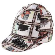 Comeaux Caps Round Crown Caps - cc 1000-7 1/8 comeaux cap