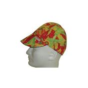 Comeaux Caps Round Crown Caps - cc 2000r-6 3/4 comeaux cap