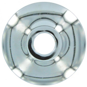 Sioux Chief Mfg 1-.50 in. IPS Schedule 40 DVW Chrome Shallow Escutcheon 911-6PK2