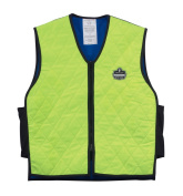 Ergodyne 150-12536 Chill-Its 6665 Evaporative Cooling Vest 2Xl Lime