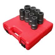 Sunex Tools 8PC 2.5cm SAE DP IMP SKT SET 7/8x 1-1/2 5681