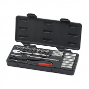 Gearwrench 22 Piece 0.6cm Drive Metric Socket Set (Standard/Deep) 80327