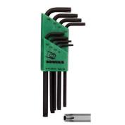 Tamper Proof Torx Wrench Set 8Pc. T6-T25 Long Length L
