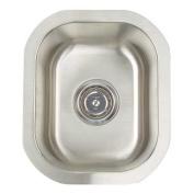 Artisan Sinks Premium Series 32cm x 37cm Undermount Single Bowl Bar Sink