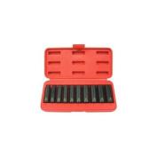 K Tool International 94489cm Drive 6 Point Metric Deep Impact Socket Set - 10-Piece