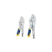 Irwin Vise-Grip Fast Release Locking Pliers Set, 214T - 7WR, 10WR
