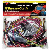 Hampton Products International Multi Pack Bungee Cord