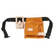 Style N Craft 5 Pocket Carpenter's Tool Belt with Tape Holder