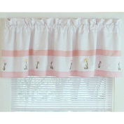 My World Tara Stripe Valance