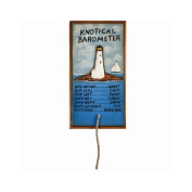 RAM Gameroom Products Knotical Barometer Sign