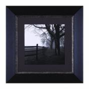 Art Effects Corner Fence  Framed Artwork