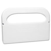 ROCHESTER MIDLAND CORP Toilet Seat Cover Dispenser, White