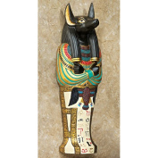 Design Toscano Icons of Ancient Egypt Wall Sculpture - Anubis
