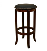 AHB Princess English Tudor Backless Counter Height Stool
