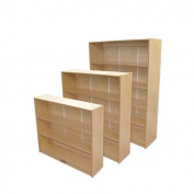 ECR4Kids 121.9cm Birch Bookcase