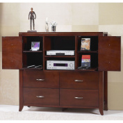 Modus Furniture International Brighton Cinnamon Media Chest for TVs up to 139.7cm