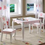 Teamson Kids Princess & Frog Table and Chair Set