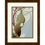 Pro Tour Memorabilia Walt Disney Signature Giclee VI Framed Print #209A Inspired by Melody Time   18'' x 14''