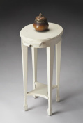 Butler Accent Table 26H in. - Cottage White
