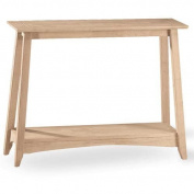 International Concepts Ot-4S Bombay Console Table, Ready To Finish
