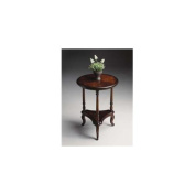 Butler Specialty 1590024 Accent Table - Plantation Cherry Finish
