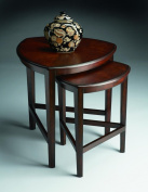 Butler 7010117 Nesting Tables - Chocolate
