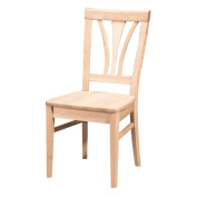 International Concepts Guilford Fanback Chair - 2 Chairs