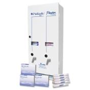 Rochester Midland RSVPPLUS Dual Sanitary Dispenser 10-3/4inx5-1/2inx60cm White
