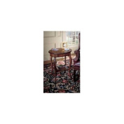 Butler Oval Accent Table 26H in. - Plantation Cherry
