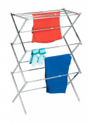 Honey-Can-Do International DRY-03053 Chrome Expandable Drying Rack