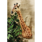 Design Toscano African Giraffe Trophy Wall Sculpture