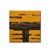 Segma Inc. Radiance Amarillo Canvas Art