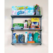Triton Products Storability Wall Mount Shelving Unit