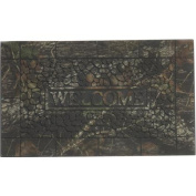 Mossy Oak Welcome Mat, Break-Up Camo