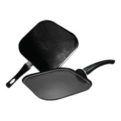 Gourmet Chef Non Stick Square Griddle