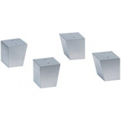Organize It All 30971 Quadrant Wood Feet - 4 Piece Set