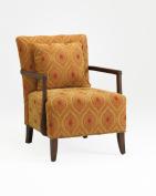 Comfort Pointe Dante Chenille Arm Chair